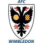 AFC Wimbledon Team Badge