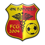 FK Gorodeya badge