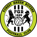 Forest Green Rovers badge