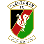 Glentoran badge