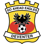 Go Ahead Eagles badge