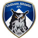 Oldham badge