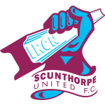 Scunthorpe badge