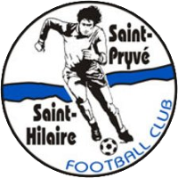St Pryve St Hilaire badge