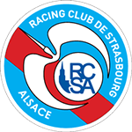 Strasbourg badge