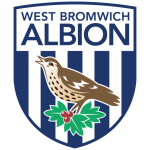 West Bromwich Albion Team Badge