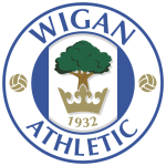 Wigan Athletic badge