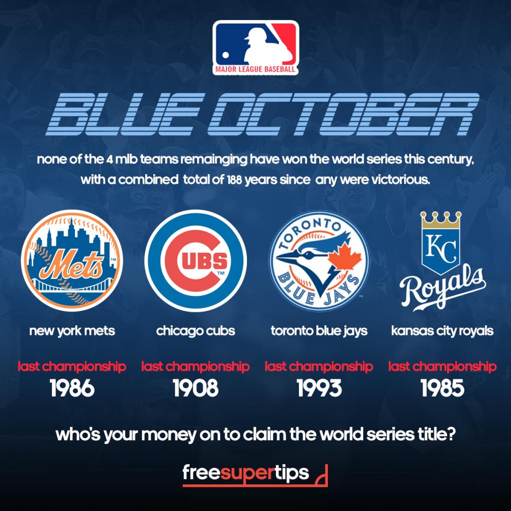 Blue October MLB 2015 post season