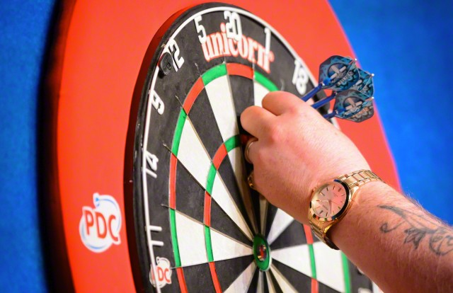 Pdc world darts betting