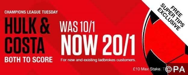 ladbrokes exclusive offer