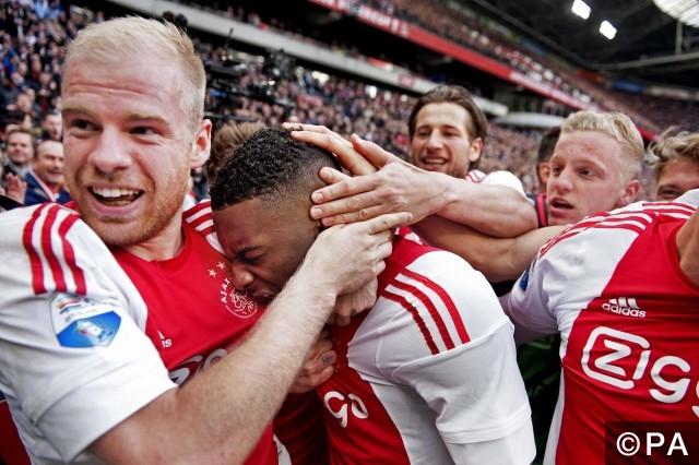Image result for Ajax vs Legia photos