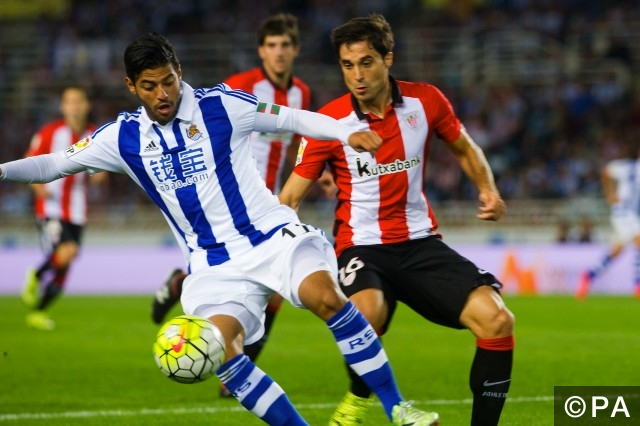 athletic bilbao real sociedad