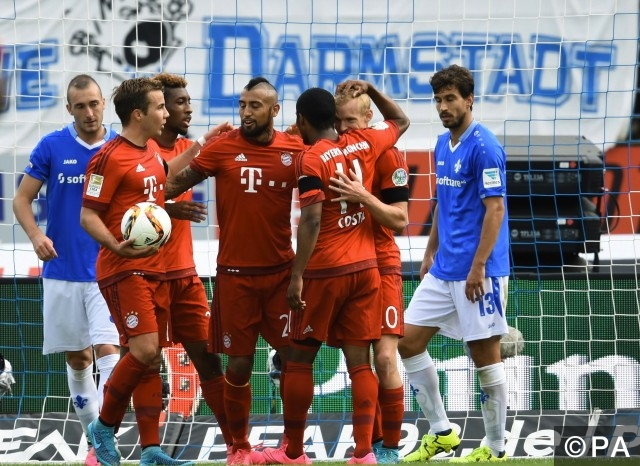 FC Bayern Munich vs Darmstadt betting tips and predictions