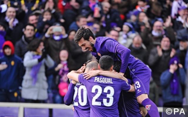 Resultado de imagem para Genoa vs Fiorentina