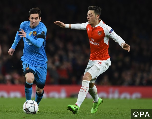 Barcelona vs Arsenal Betting Tips & Predictions