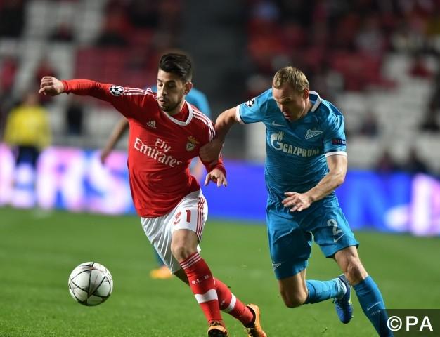 Zenit vs Benfica betting tips predictions