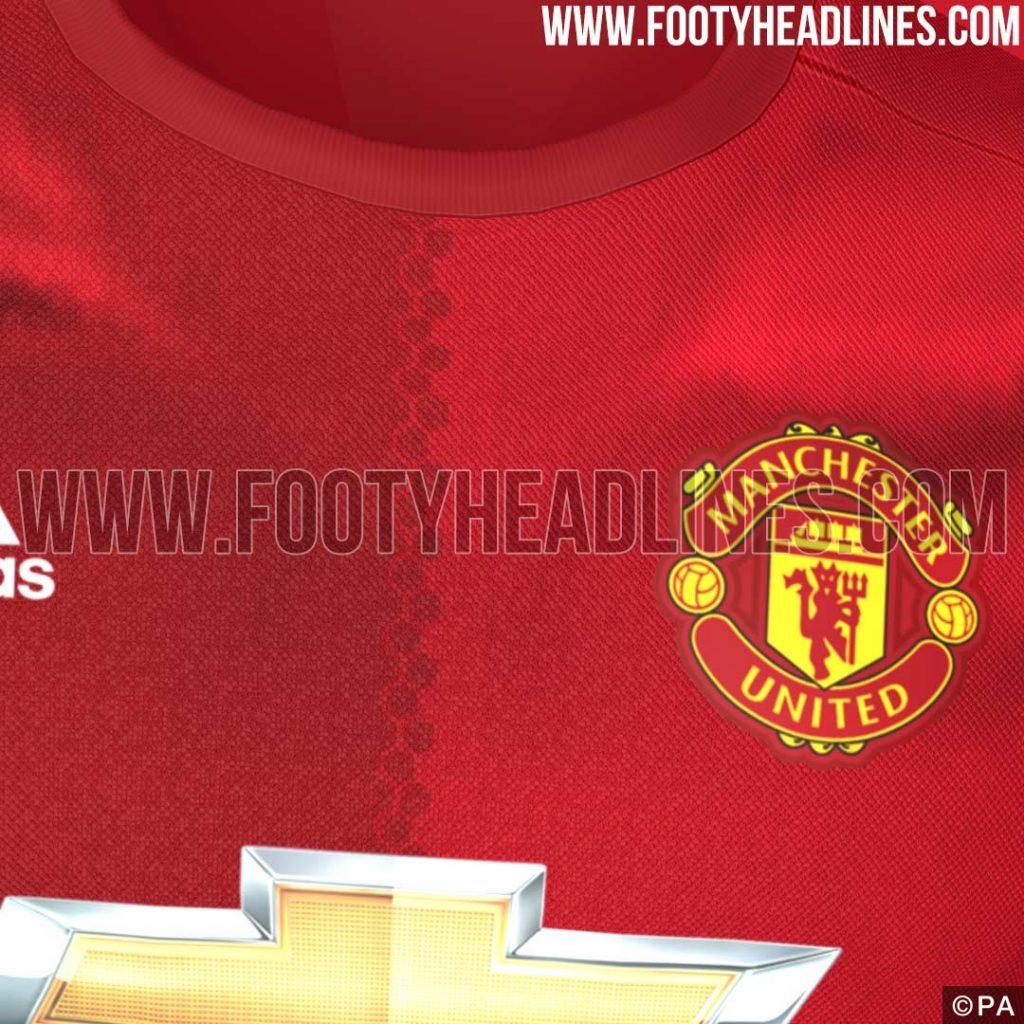 new Man United kit leaked