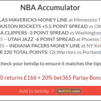 Winning NBA Tips
