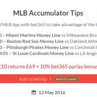 winning MLB tips