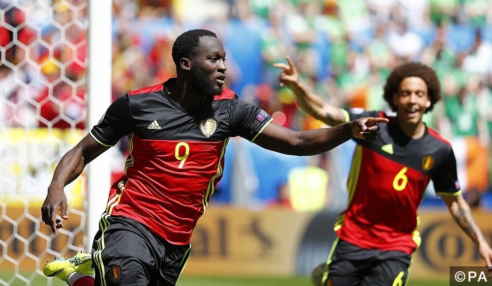 lukaku scoring against ireland