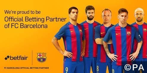 Betfair Barcelona offer for all customers