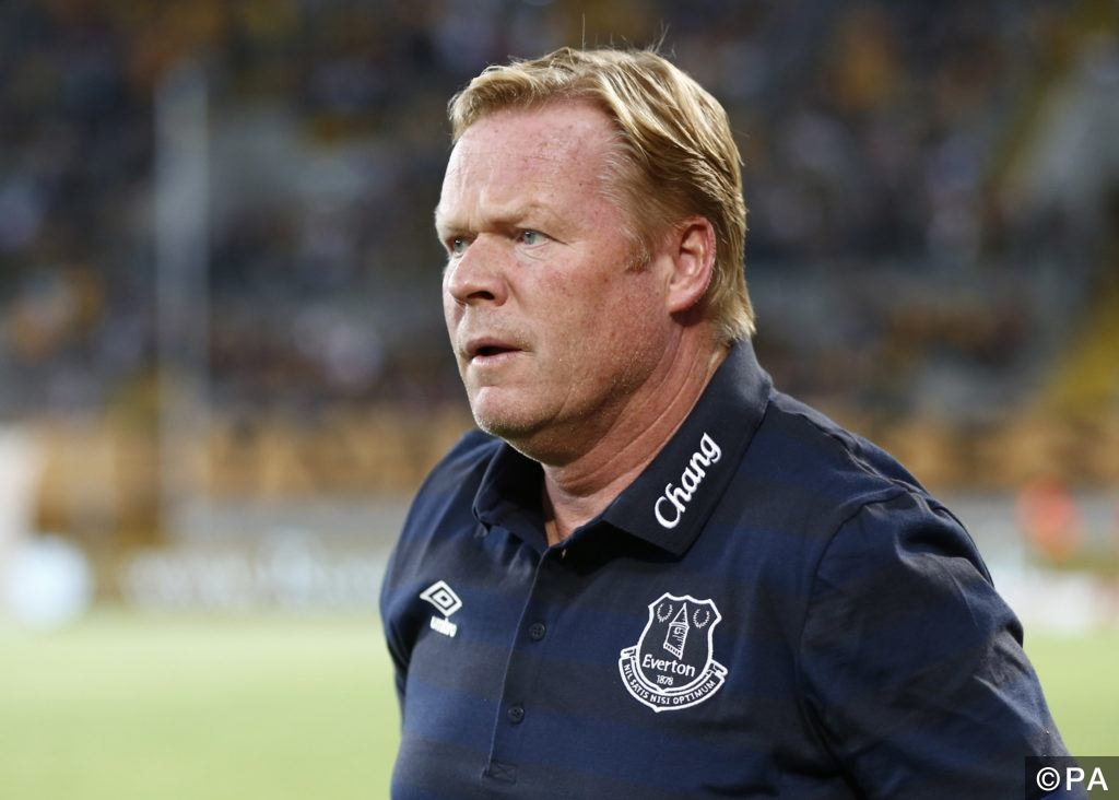 Koeman to add 2 signings