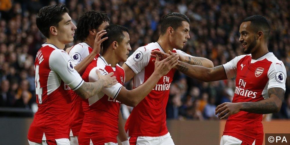 Arsenal 2016-2017