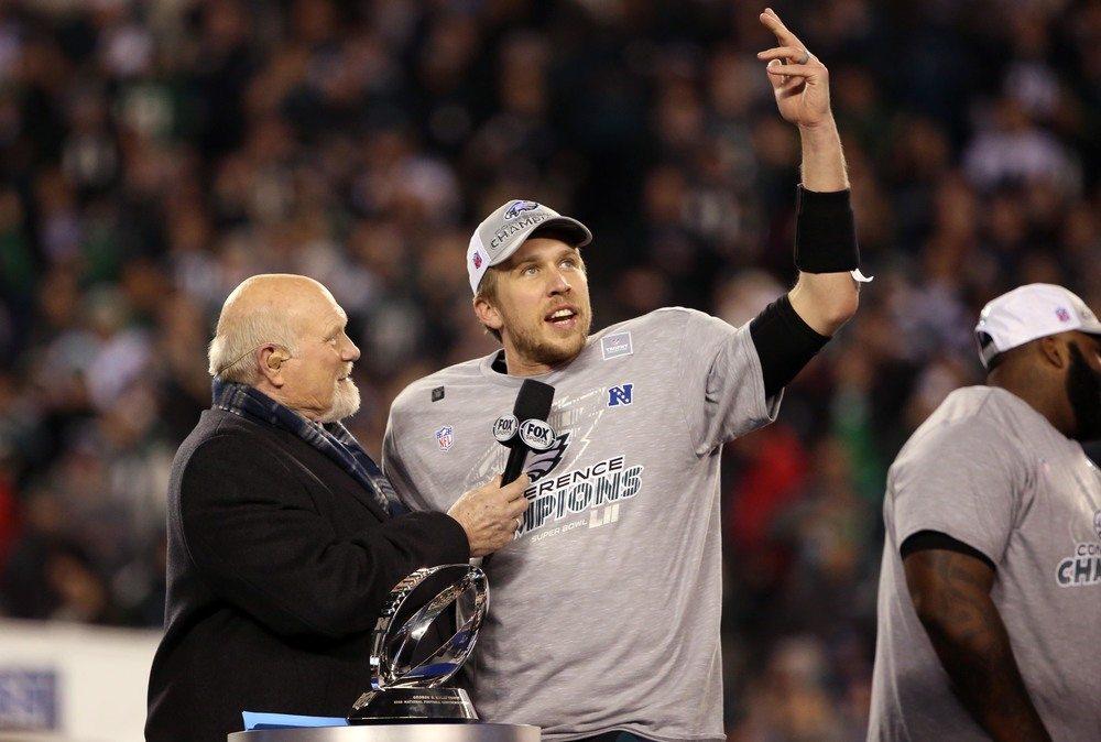 NFC Champions Philadelphia Eagles