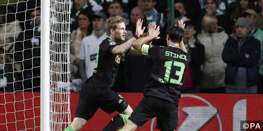 Borussia Monchengladbach Champions League