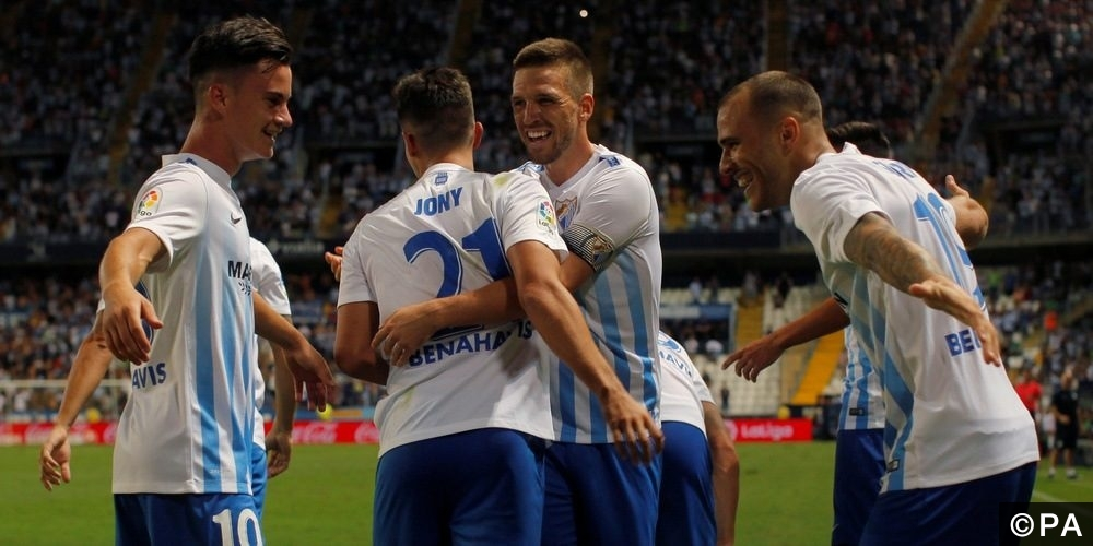 Las palmas vs malaga betting tips point spread betting football spread