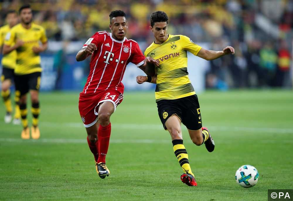 Borussia Dortmund vs FC Bayern Munich