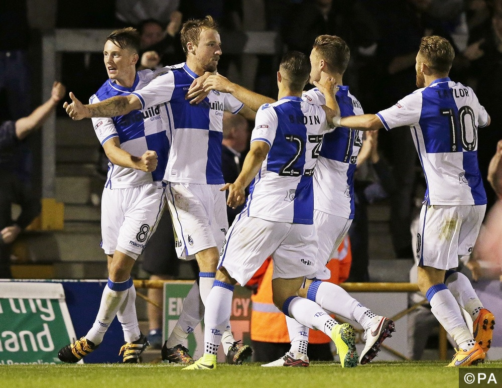 Bristol Rovers - Sky Bet League Two