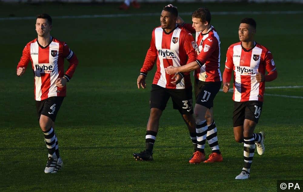 Exeter City - Sky Bet League Two