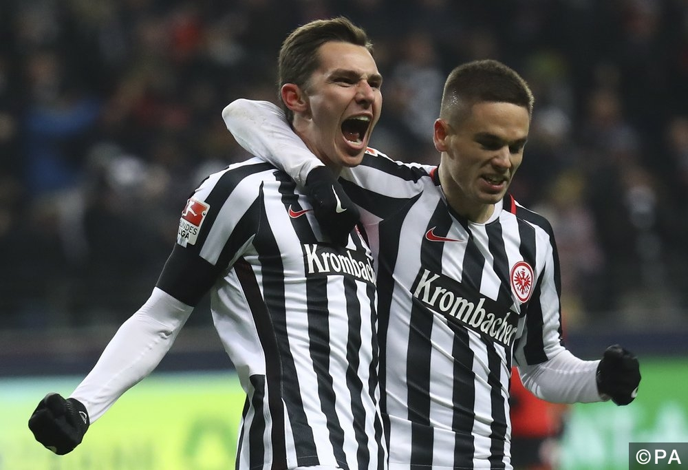 Eintracht Frankfurt - Bundesliga