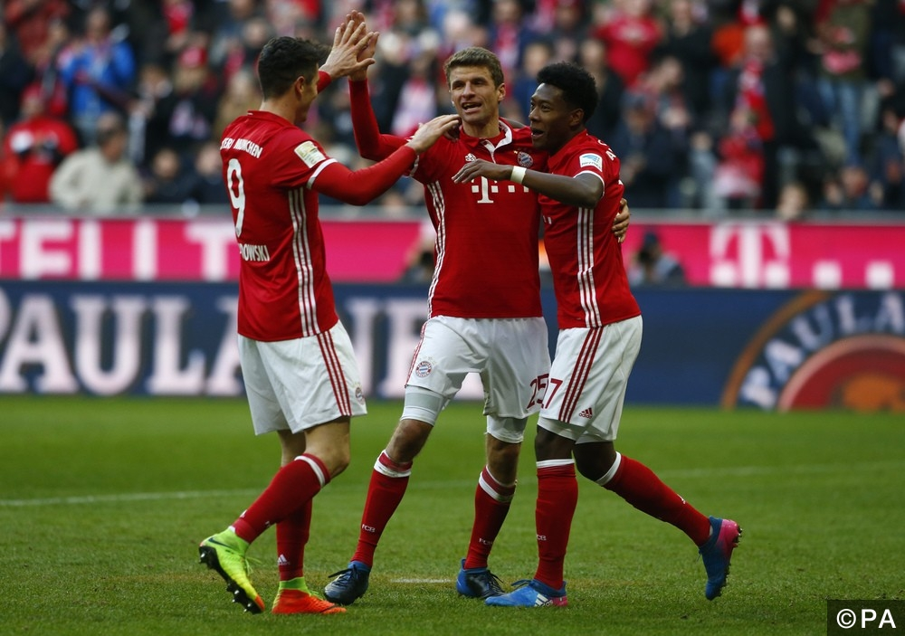 hamburg vs bayern munich prediction