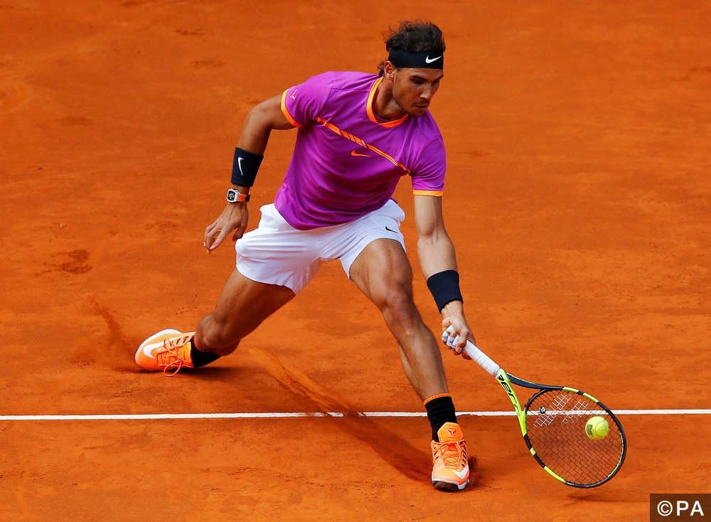 ATP 1000 Masters - Madrid Open - Rafael Nadal