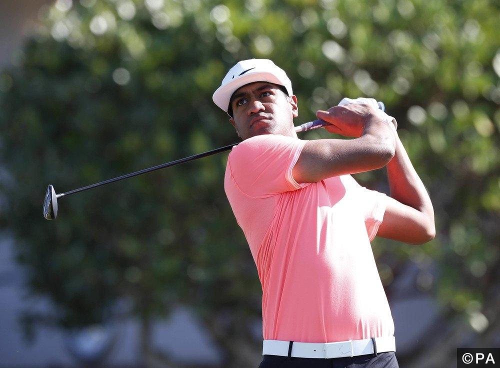 PGA: Tournament of Champions - First Round - Tony Finau