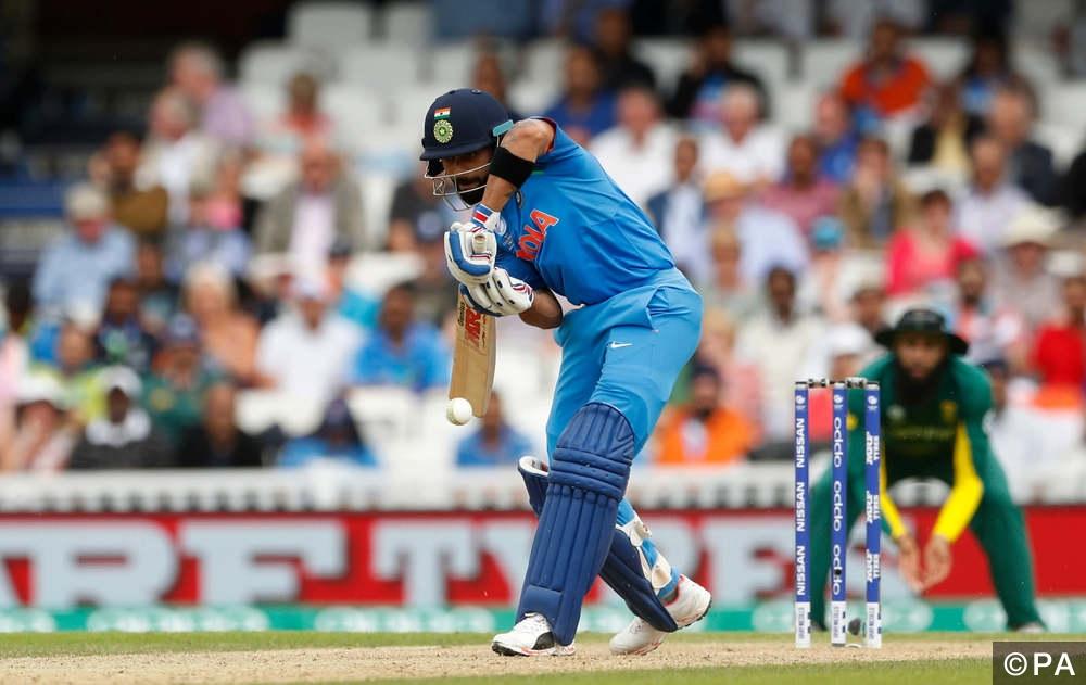 Cricket - India - Virat Kohli