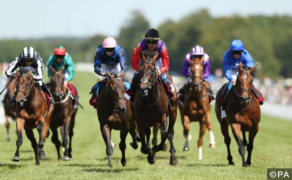Goodwood Festival - Horse Racing