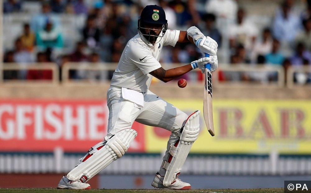 Cricket - India v Australia