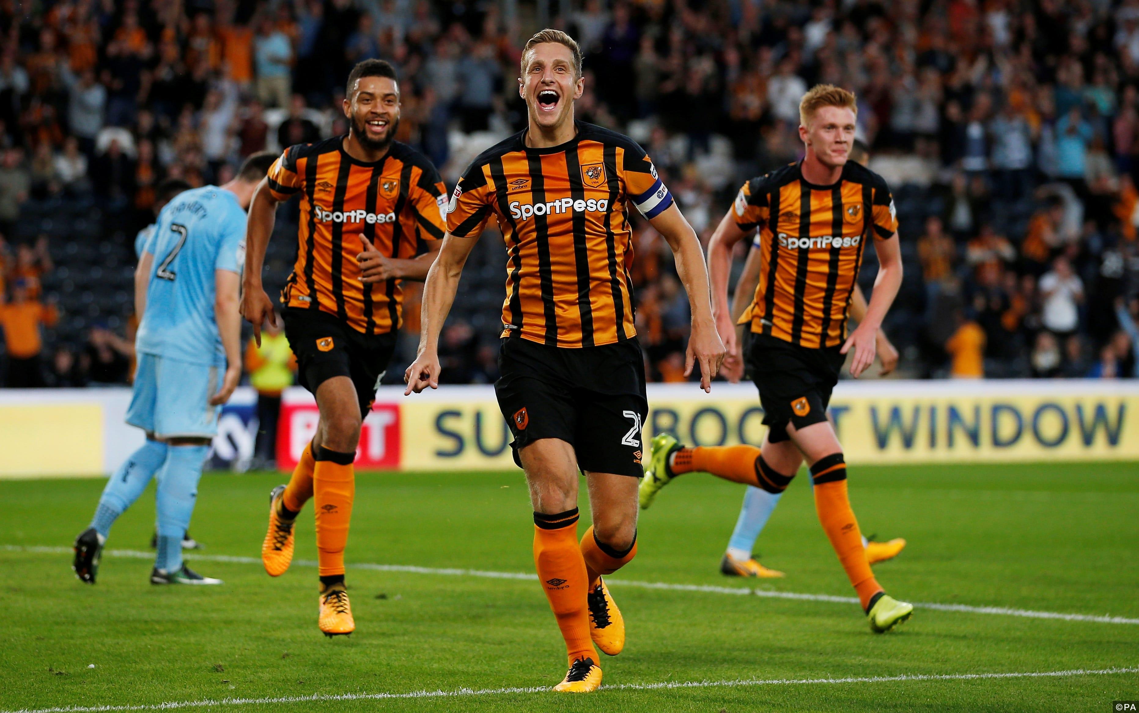 Resultado de imagem para Hull City