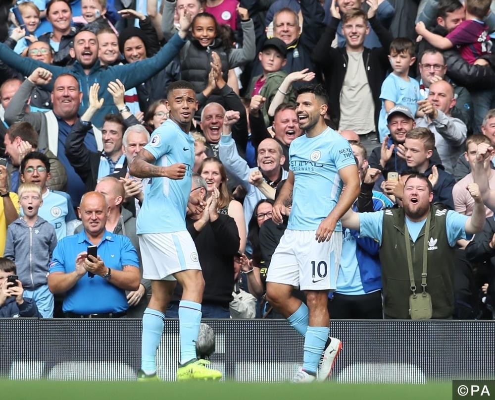 Manchester City v Liverpool - Premier League - The Etihad Stadium