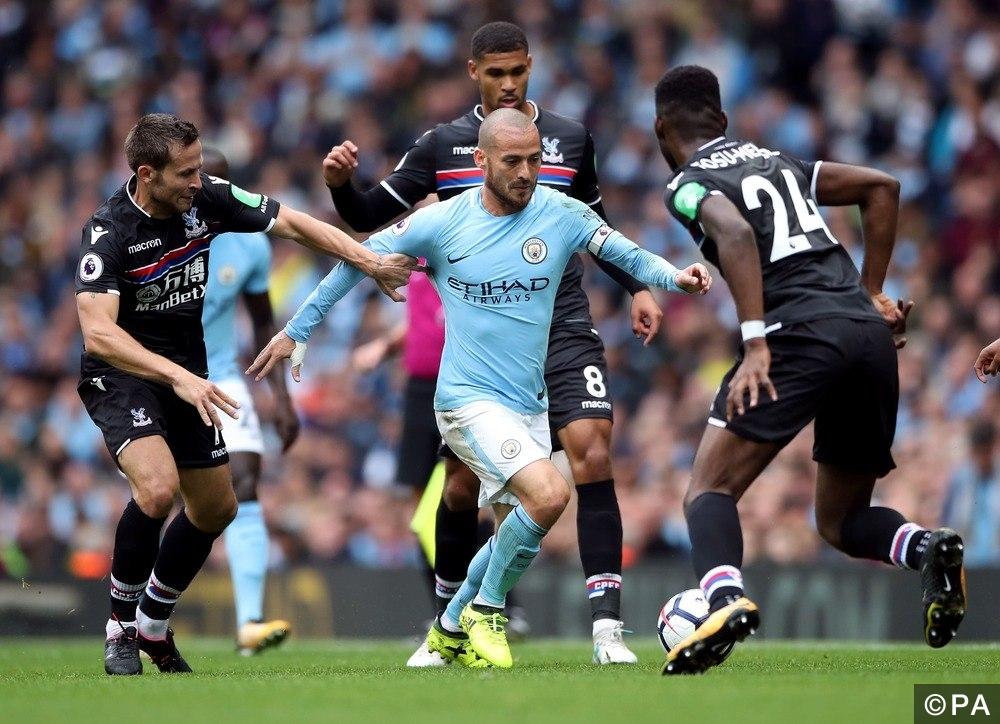 Man City vs Crystal Palace