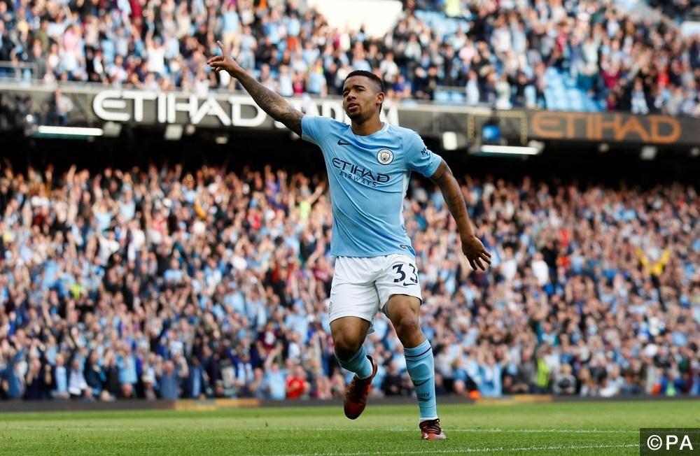 Manchester City vs Stoke City - Etihad Stadium