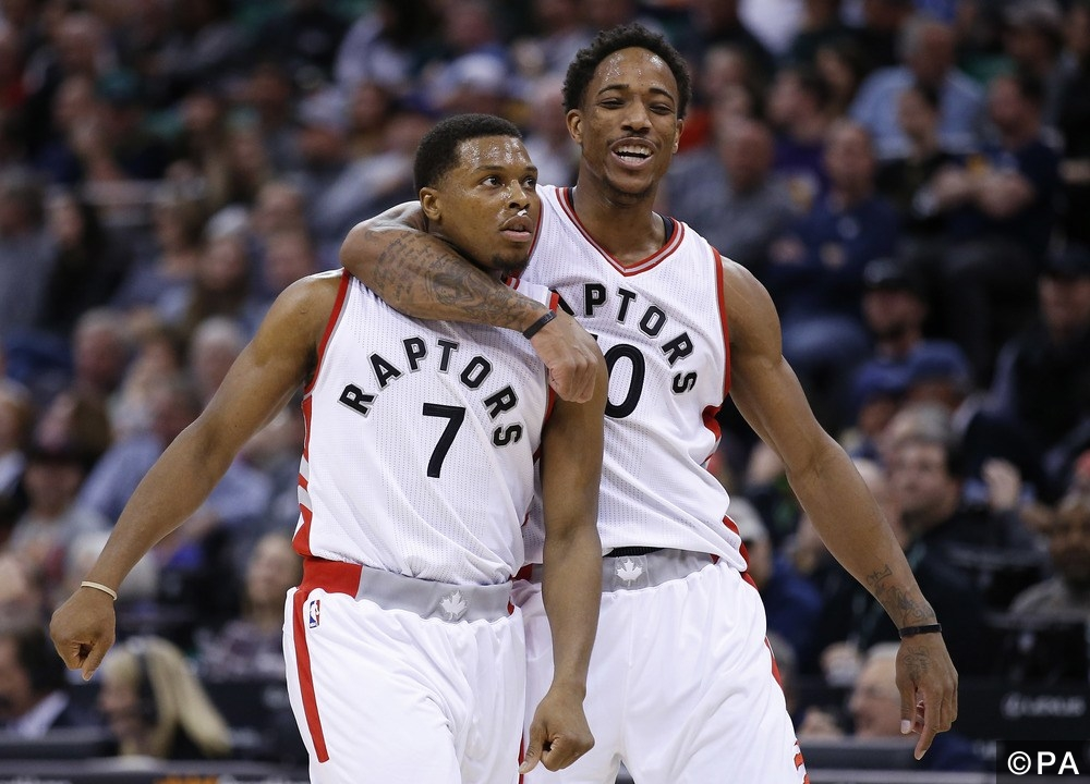 NBA: Toronto Raptors at Utah Jazz