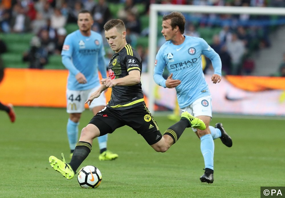 A-League - Wellington Phoenix