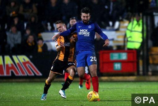 League One - Bury v Peterborough