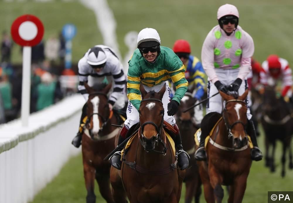 Horse Racing - Cheltenham Festival - Cheltenham Racecourse