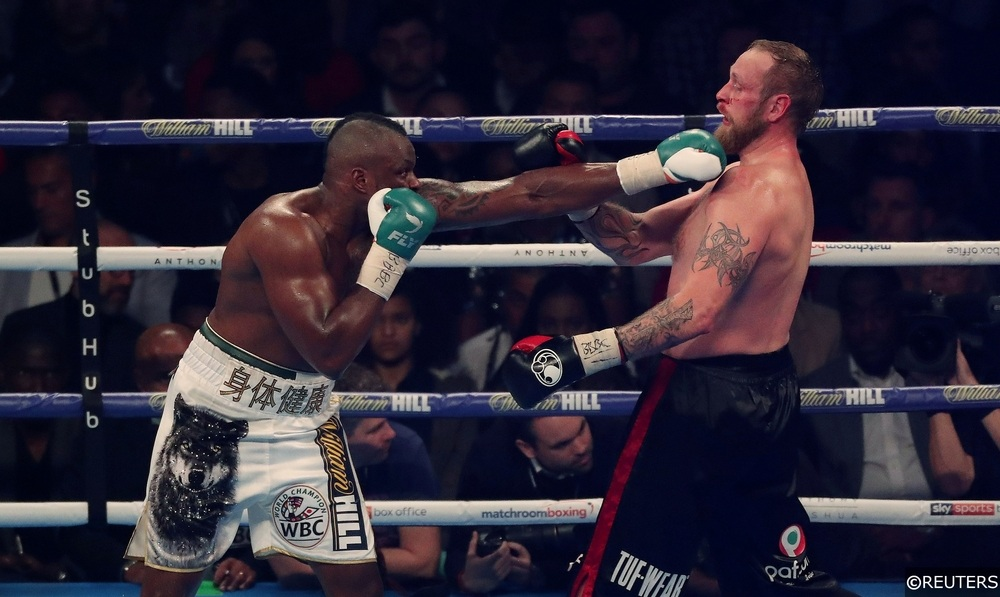Image result for Dillian Whyte vs. Lucas Browne boxing live