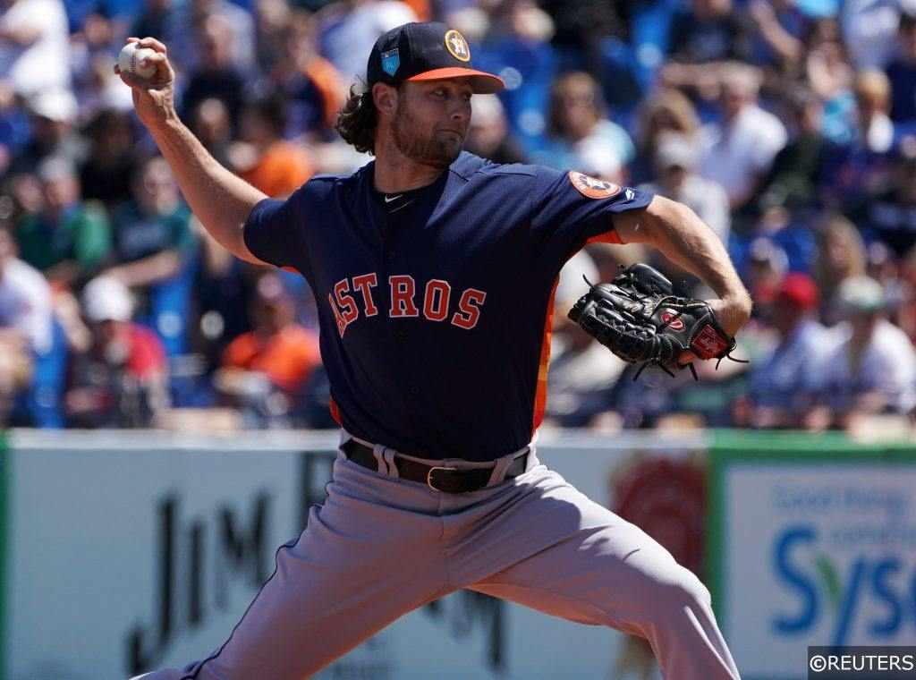 Houston Astros Gerrit Cole